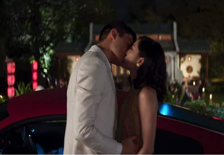 Crazy Rich Asians, Henry Golding, Constance Wu, Romantic Comey