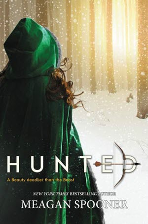 Hunted, Meagan Spooner, Romance, Fairy Tales, Fantasy, Beauty and the Beast