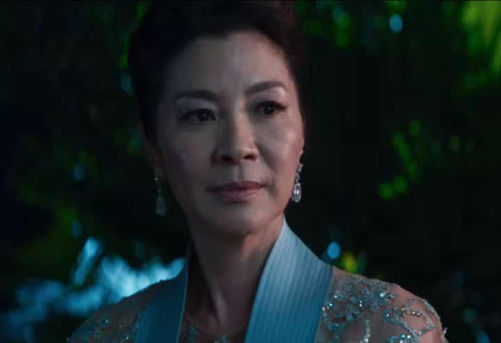 Crazy Rich Asians, Michelle Yeoh, Romantic Comedy