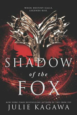 15 Fall Book Releases; Romance, Old-Fashioned Romance, Fantasy, Young Adult, Young Adult Romance, Modern Romanticism, Shadow of the Fox, Julie Kagawa