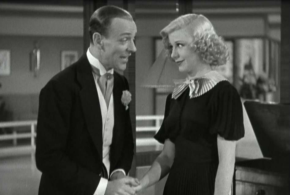 Swing Time (1936) -See Fred and Ginger At Their Best!