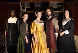The Miniaturist, The Miniaturist Cast, Period Drama, BBC, Amsterdam, Book Adapation