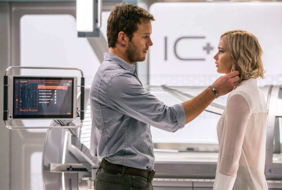 Passengers (2016): Can You Find Love in Deep Space Isolation?