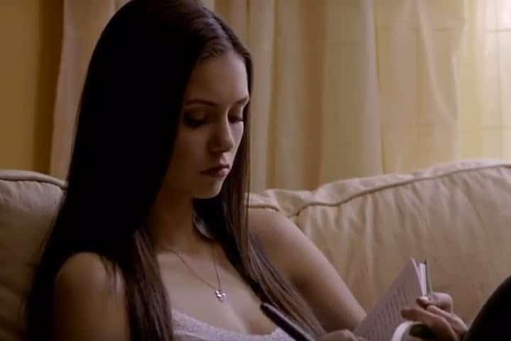 National Dear Diary Day, Lists, The Vampire Diaries, Elena
