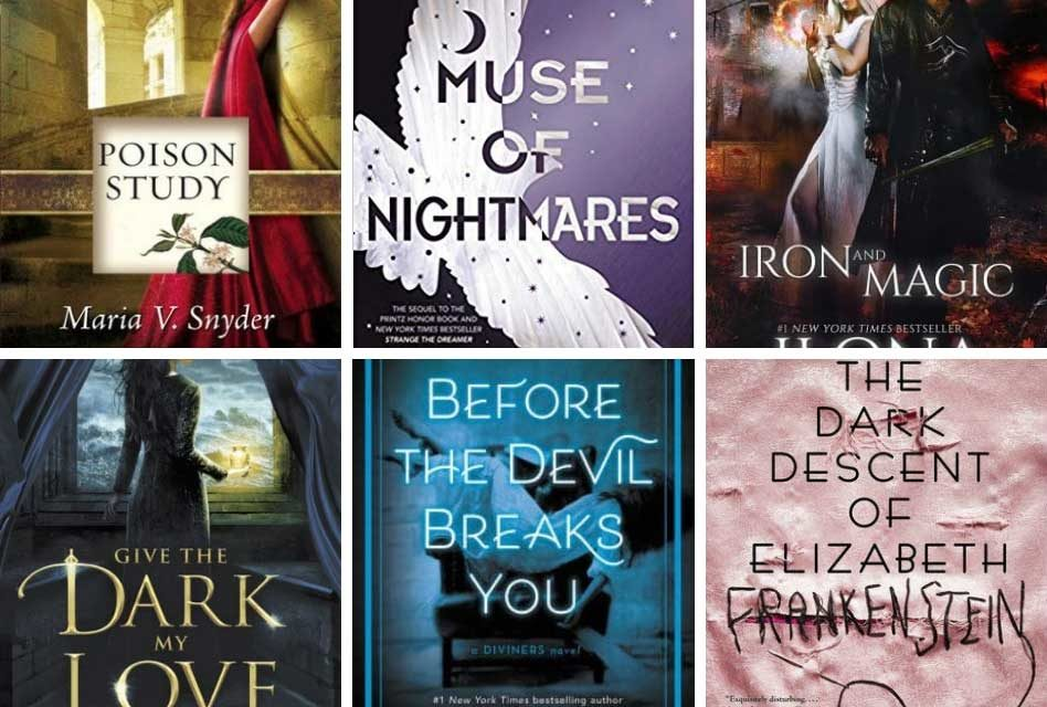13 Dark and Spooky Books To Read This October