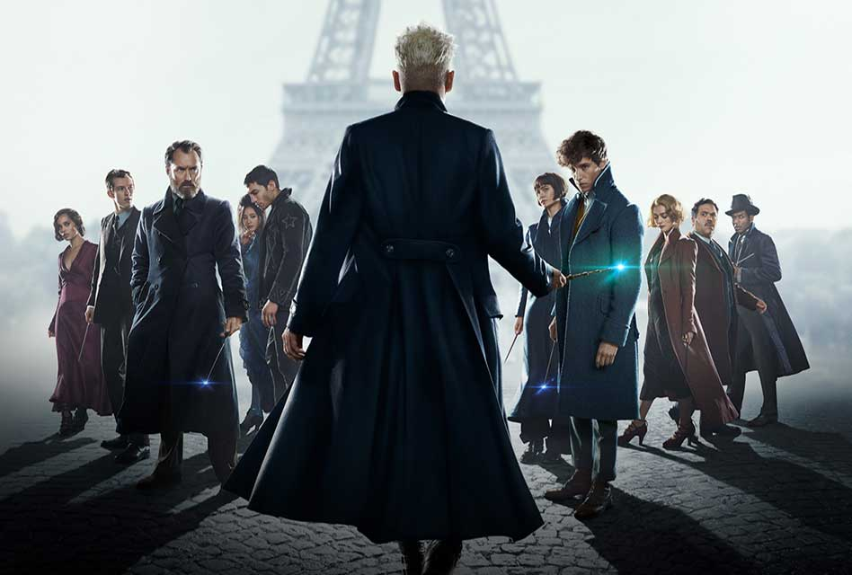 Fantastic Beasts: The Crimes of Grindelwald; Romance and Period Drama Watchlist For November 2018