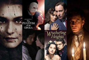150 of the Best Gothic & Paranormal Romance Period Dramas