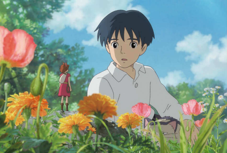 The Secret World of Arrietty. Studio Ghibli.