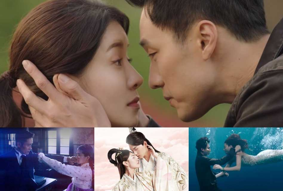 collage of asian dramas; dramafever alternative article