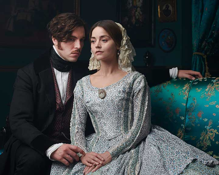 Victoria. 20 of the Most Romantic Period Drama TV Series to Watch