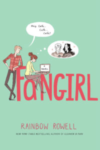 NaNoWriMo, Fangirl, Romance, Young Adult