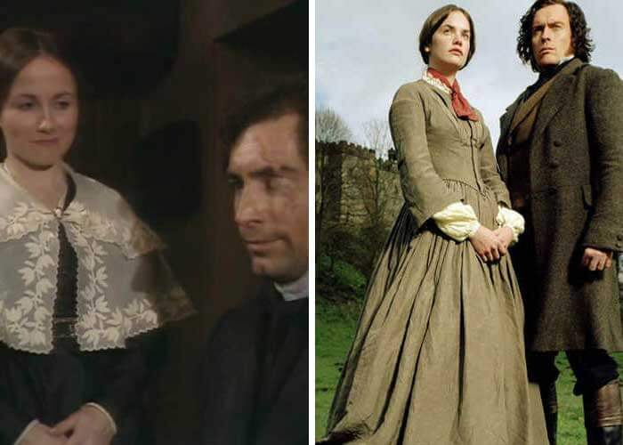 Jane Eyre adaptations; The Top 35 Period Dramas To Satisfy Your Poldark Addiction