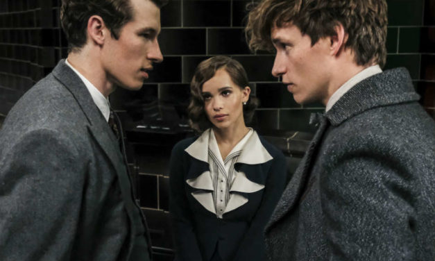 Romantic Moment of the Month: A Theory on Leta Lestrange and Her True Love