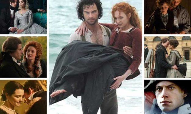 The Top 30 Period Dramas To Satisfy Your Poldark Addiction