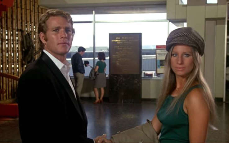 Ryan O'Neal & Barbra Streisand, What's Up, Doc? Review