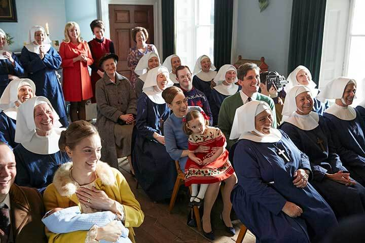 Call the Midwife 2018 Holiday Special; Romance and Period Drama Watchlist For December 2018
