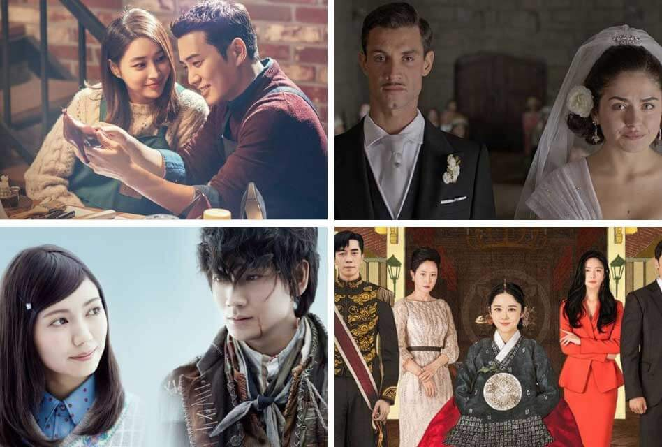 The Best International Romances to Watch in December - Acorn TV, Britbox, & Viki