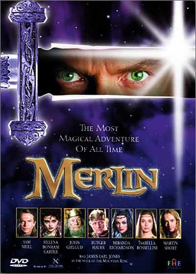 Merlin movie poster