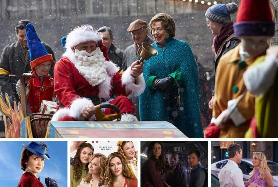 Romance and Period Drama Watchlist For December 2018