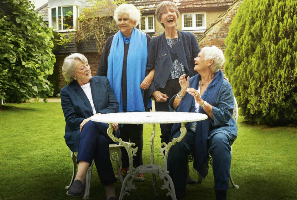 Tea with the Dames: Watch an Amazing Conversation with Four Legends