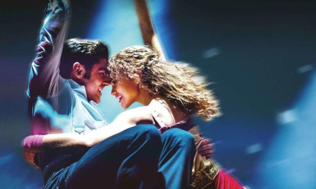 Classic Romantic Moment of the Month: The Greatest Showman's Love Story in the Stars!