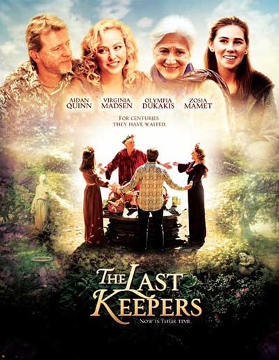 The Last Keepers; The 50 Best Paranormal Romance Movies & TV Shows to Watch on Amazon Prime (2018)