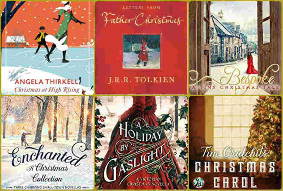 You'll Love These 25 Delightful Christmas Books