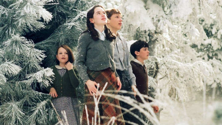The Chronicles of Narnia - The Top 30 Enchanting Christmas Period Dramas