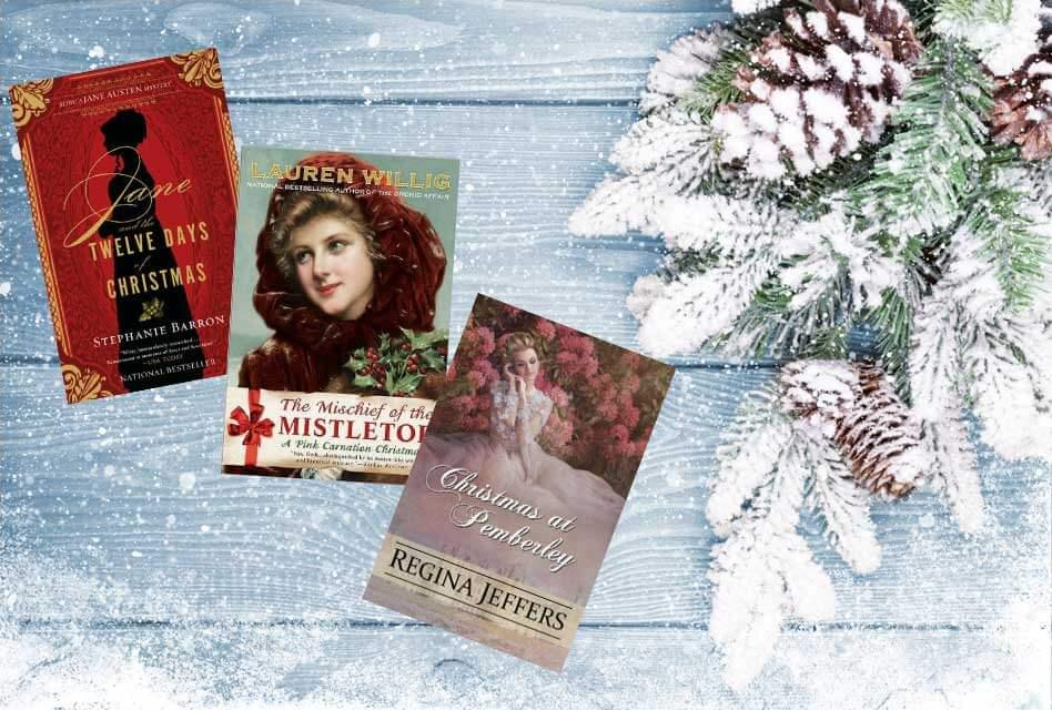 Jane Austen, Jane Austen-Inspired, Jane Austen Christmas, Christmas, Pride and Prejudice, Elizabeth and Darcy