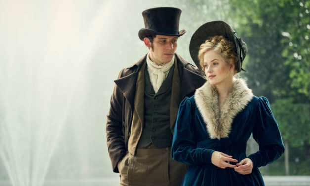 A British Christmas 2018 Period Drama & Romance Watchlist