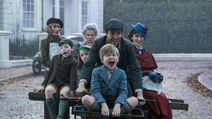Mary Poppins Returns, Emily Blunt, Lin-Manuel Miranda, Practically Perfect In Every Way