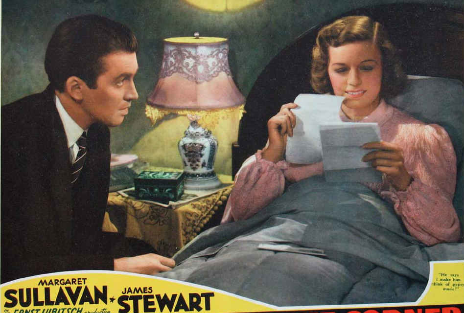The Shop Around the Corner – See James Stewart in the Christmas Romance that Influenced 'You've Got Mail'