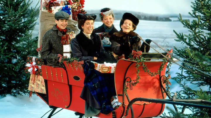 Happy Christmas Miss King image; The Top 30 Enchanting Christmas Period Dramas
