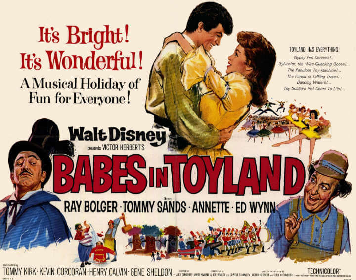 Babes in Toyland; The Top 35 Enchanting Christmas Period Dramas To Watch
