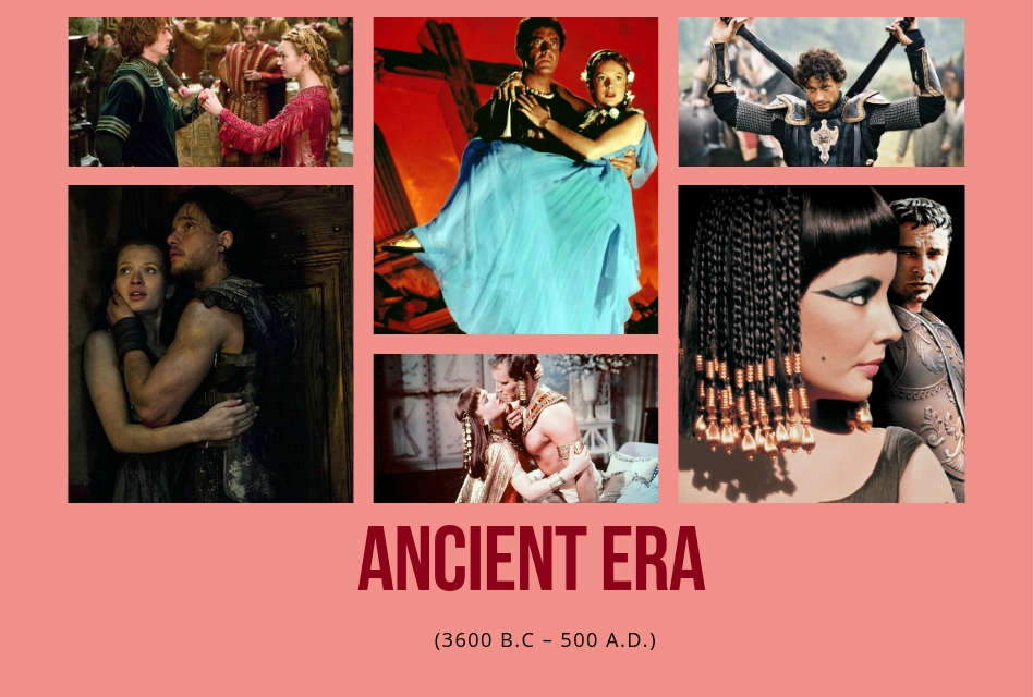 Ancient Period Drama Reviews (3600 B.C – 500 A.D.)