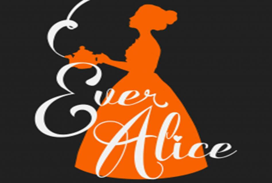 Ever Alice; H.J. Ramsay, Alice in Wonderland, Lewis Carroll,