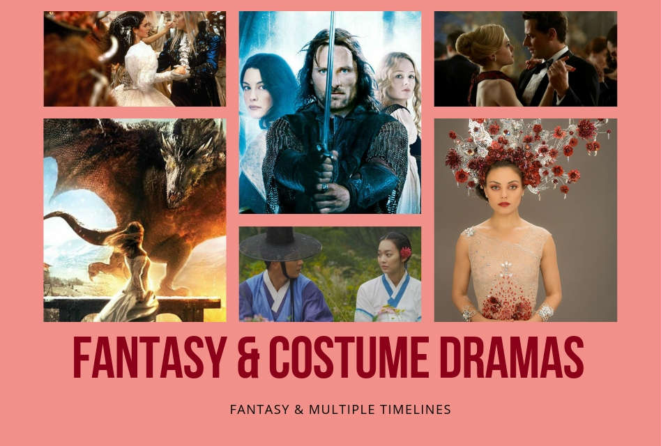 Fantasy & Other Costume Drama Reviews