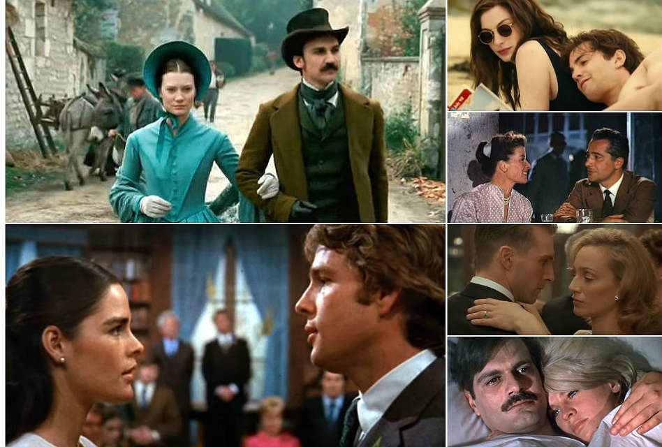 Unhappily Ever After: Sixty Romantic Tragedies in Film