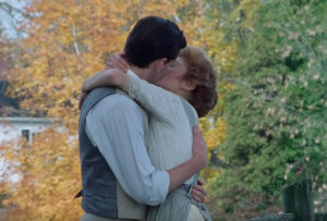 Romantic First Kisses, Anne and Gilbert First Kiss