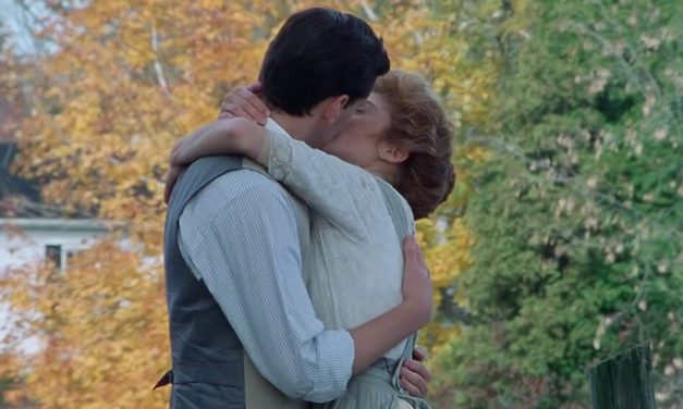 The First Kiss: 15 Epic and Romantic First Kisses