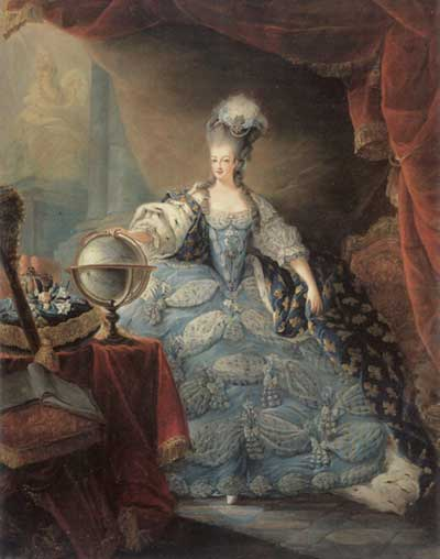 10 Things You Didn't Know about the Real Marie Antoinette - A Guest Post By Allison Pittman