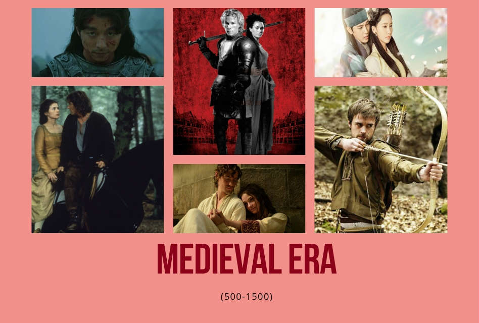 The Medieval Period (500-1500) Period Drama Reviews; Medieval Era