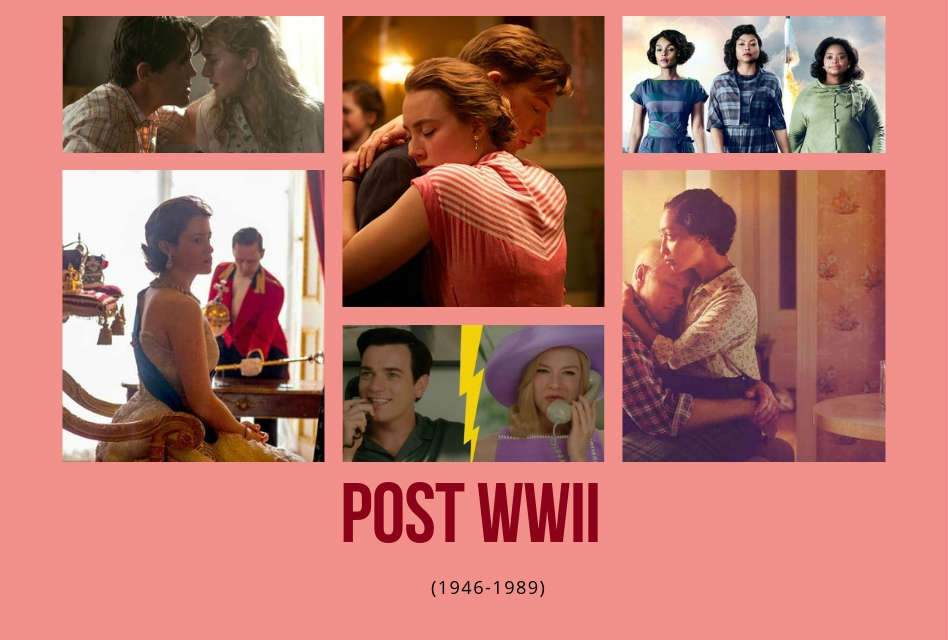 Post WWII Period Drama Reviews (1946-1980s)