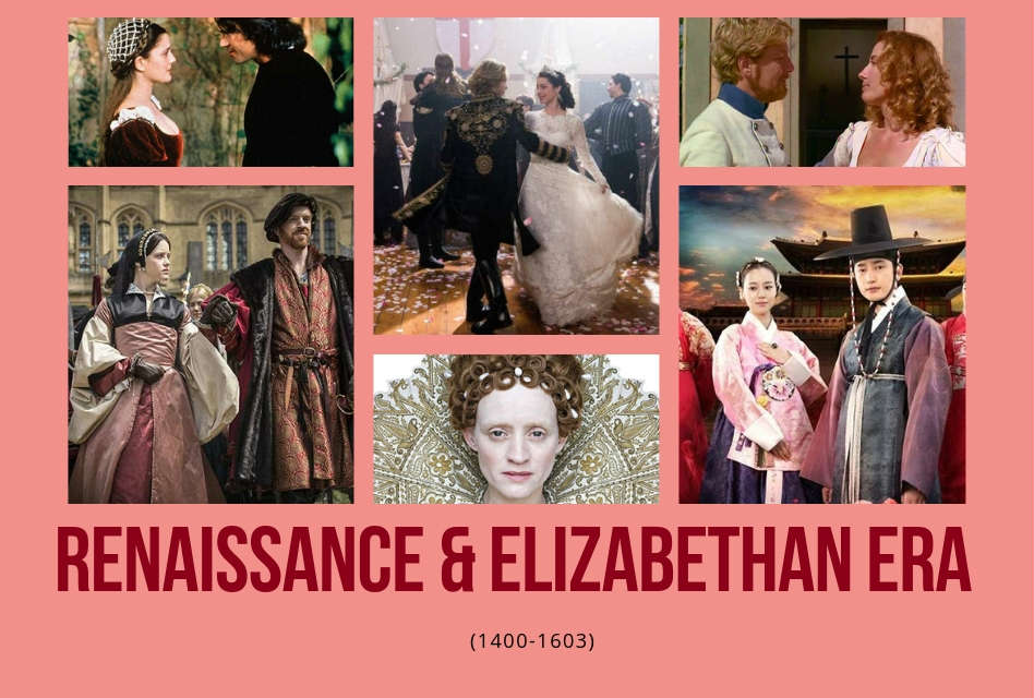 The Renaissance and Elizabethan Era (1400-1603) Period Drama Reviews