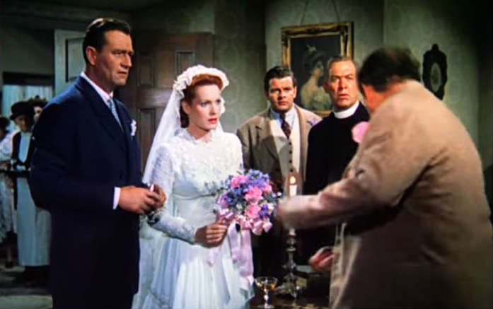John Wayne & Maureen O'Hara - The Quiet Man Review