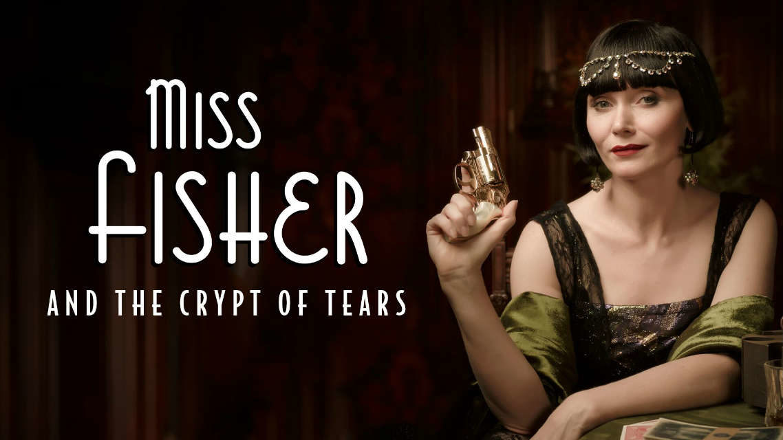 Miss Fisher and The Crypt of Tears Is Coming to Acorn TV