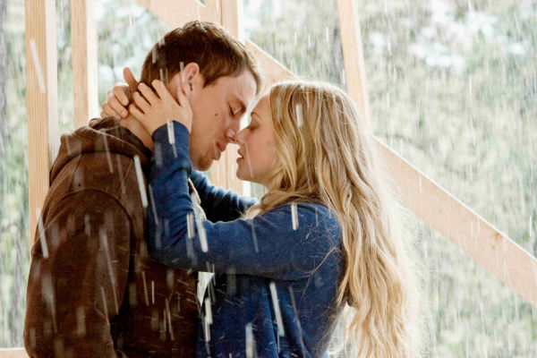 April Showers: 30 of the Most Romantic Moments in the Rain - Dear John