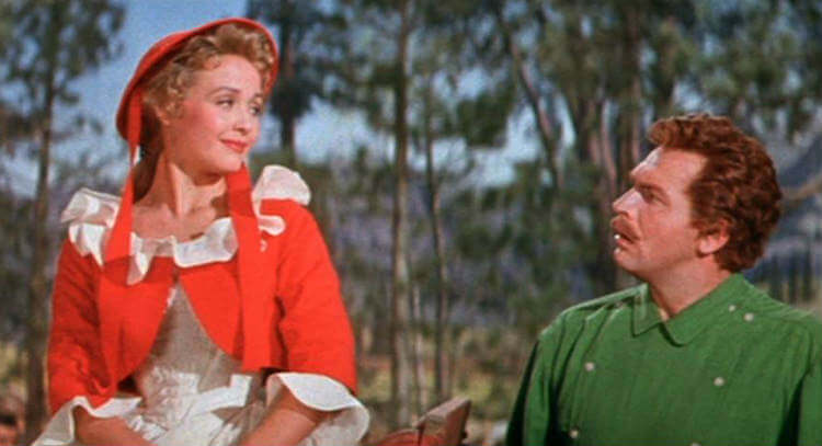 Seven Brides for Seven Brothers Photo Still