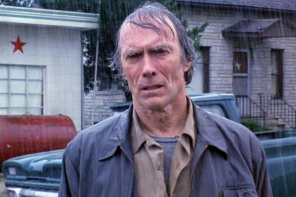 April Showers: 30 of the Most Romantic Moments in the Rain - The Bridges of Madison County