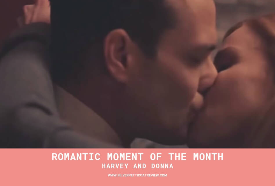 Romantic Moment of the Month: The Epic Harvey and Donna Cliffhanger You Need to Watch